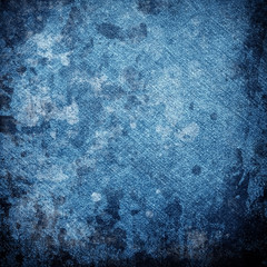 stained jeans background