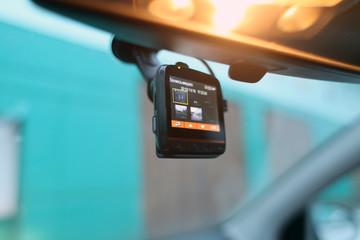 Car video recoder