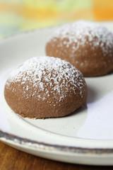 Butterhupferl mit Kakao