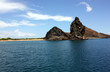 Pinnacle Rock is, the emblem of the Galapagos