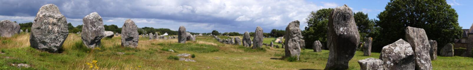 Alignement de Menhirs de Carnac