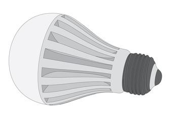 LED ( Light Emitting Diode) lamp
