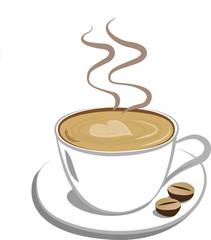Kaffeetasse Kaffee Cappucino Café 1