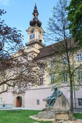Linz - Landhaus / Upper Austrian Landtag / Parliament