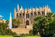 "canvas print picture - Kathedrale ""La Seu"" - Palma de Mallorca - 6676"