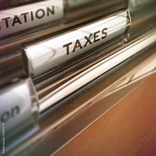 Taxes Folder
