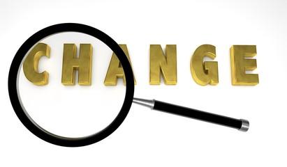change,search