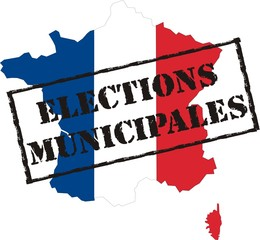 carte de france élections municipales