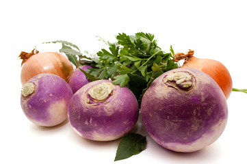 Légumes.