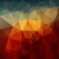 Abstract background triangle texture design