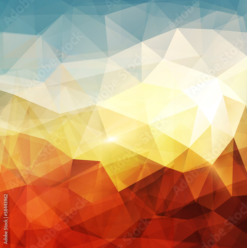 Abstract background warm texture design