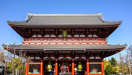 Grand Todaiji Temple of Tokyo, Japan