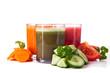 Fresh juice, mix vegetable