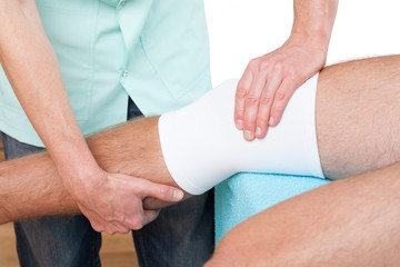 Physiotherapy visit