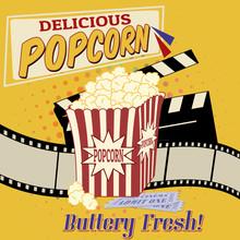 affiche de Popcorn