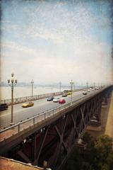 Nanjing - Yangtze River Bridge, built in 1968