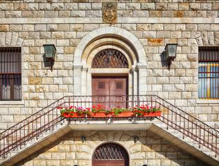 Architecture in Nazareth