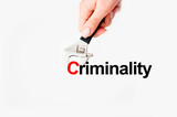 fix criminality issue poster