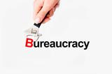 Fix bureaucracy issue poster
