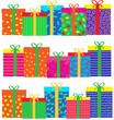 Постер, плакат: Набор подарков