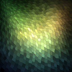 Shiny Mosaic Background