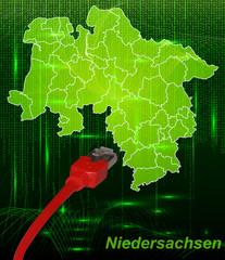 Niedersachsen im neuen Netzwerkdesign