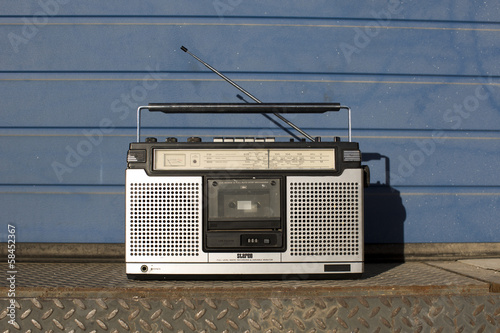 radio outside