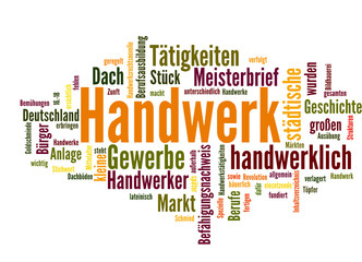Handwerk (Handwerker, Gewerbe, Stellenangebot)