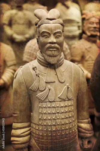 Papiers peints Xian Chinese terracotta army - Xian