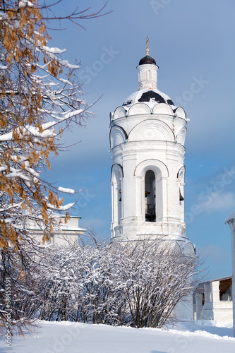 Belltower for the church of St. George in Kolomenskoye