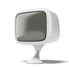 White TV of the future