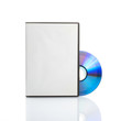 Blank dvd with cover - 58456951