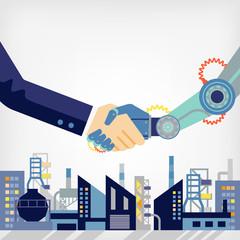 human and technology