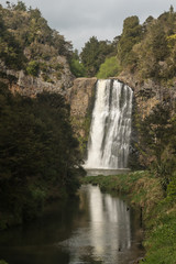 waterfall at Hunua Ranges