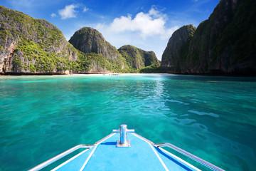 Maya bay, Phi Phi Leh island,Thailand