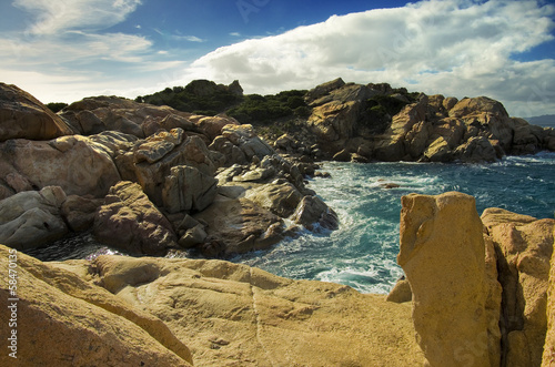 costa smeralda (mare)