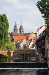 Nuremberg landscape