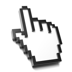 Hand Mouse Pointer