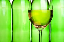 concept de vin et l'idée