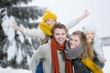 winter family - Fine Art prints