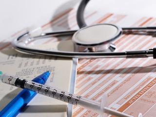 chez le médecin : consultation,soins