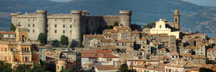Bracciano view