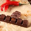 chili schokolade