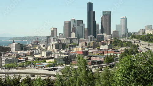 Freeways and Towers, Seattle