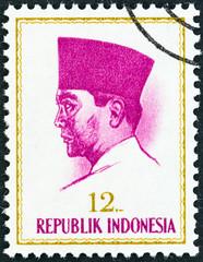 President Sukarno (Indonesia 1964)