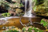 Roughting Linn waterfall pool