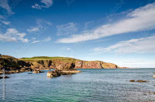 St Abbs cliffs