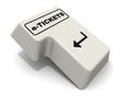 e-Tickets (Электронные билеты). Клавиша ввод клавиатуры