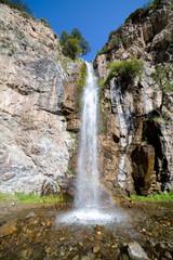 """Waterfall """"Kegety"""", Tien Shan, Kyrgyzstan"""