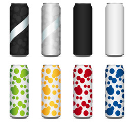 Aluminum Can *** 8 designs